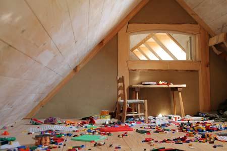 kinderzimmer dachgeschoss design. Black Bedroom Furniture Sets. Home Design Ideas